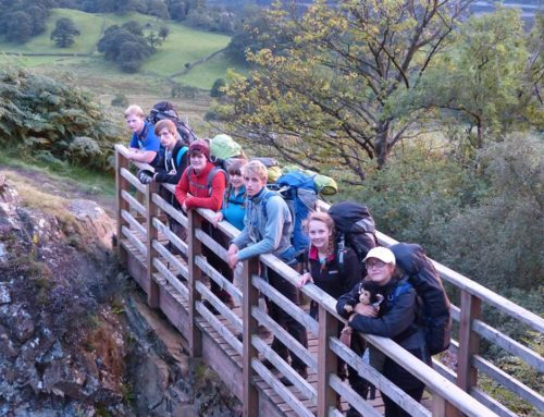 Gold Duke of Edinburgh Expedition
